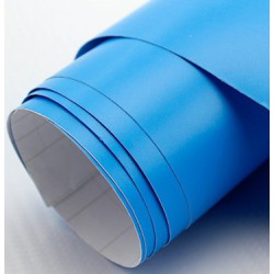 Blue vinyl Matt 100 x 152 cm