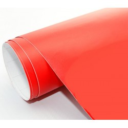 Vinyl Matte Red 75 x 152 cm