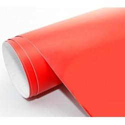 Vinyle rouge Mat 100 x 152 cm