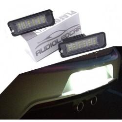Painéis LED de matrícula Volkswagen Golf IV (1997-2004)
