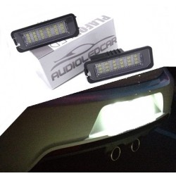 Plafones LED de matrícula Volkswagen Golf IV (1997-2004)