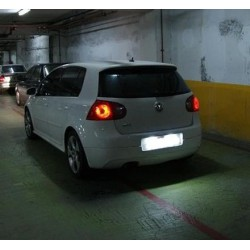 Soffit LED registration Volkswagen Golf IV (1997-2004)