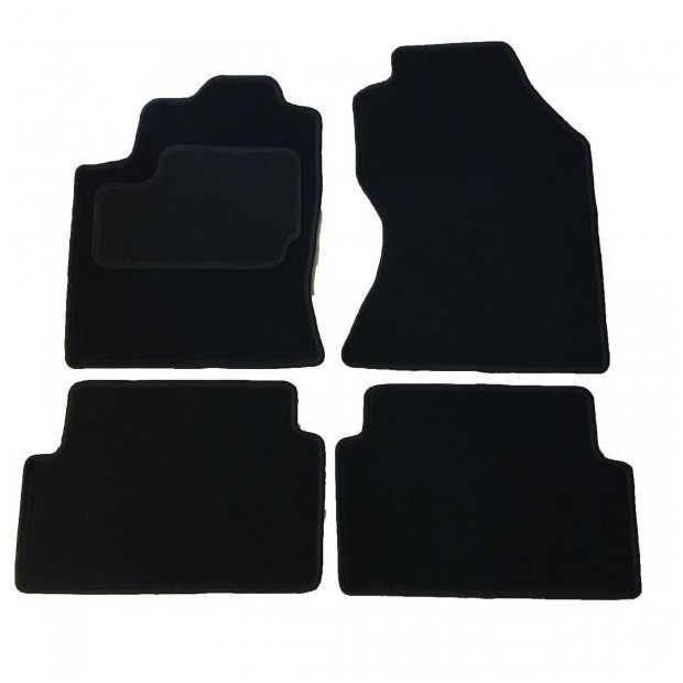 Tappetini in gomma per Ford Focus MKII 2005-2010