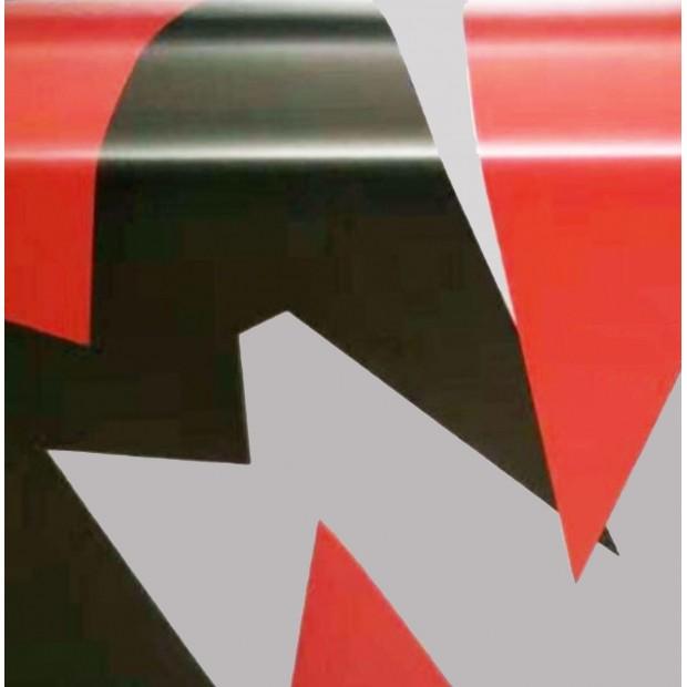 Vinyl moto Camo Arctic