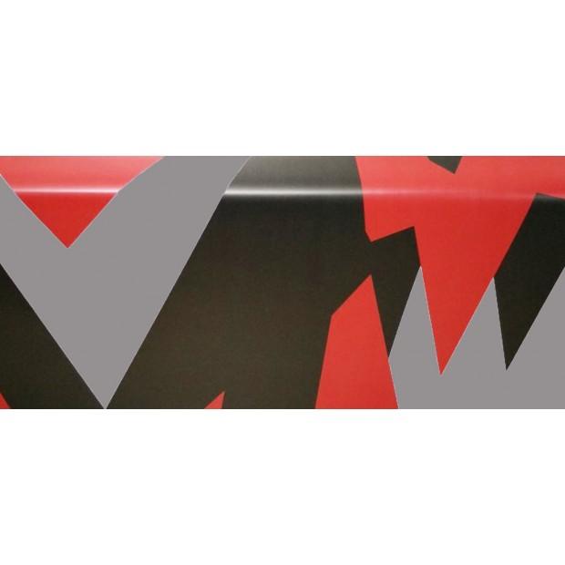 Vinil adesivo Camo Artic 50x152cm