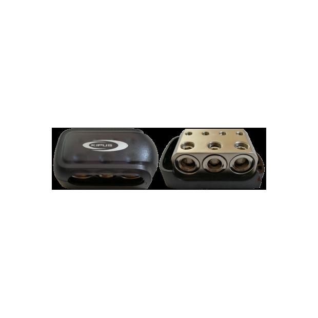 Repartidor de masas de 50/21 mm y 4 salidas 21/8 mm