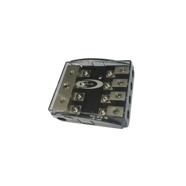 Dealer mit sicherungshalter AFC 3 einträge von 21-mm-4 ausgänge - 10mm