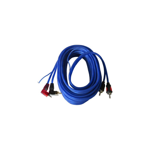 Cable RCA 5 m Acodado