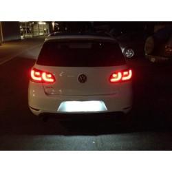 Wand-und deckenlampen, LED-kennzeichenbeleuchtung Volkswagen Golf IV (1997-2004)