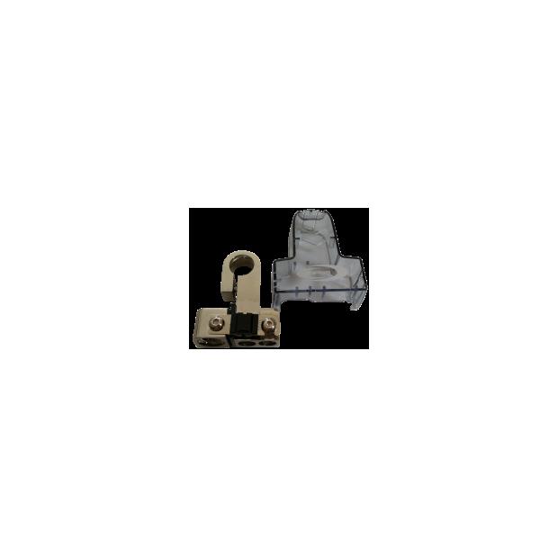 Terminale della batteria con fusibile AFC, 300 amp, 2 uscite 21/8 mm e 1 uscita 50/35 mm