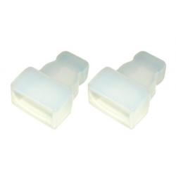 Protectores silicona para borne bateria (2 unidades)
