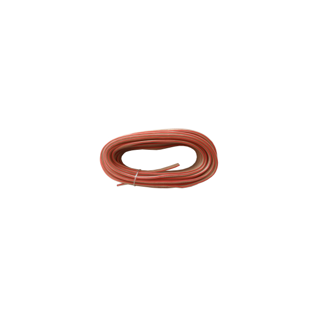 Cable, speaker 2x1,5 mm Blister pack of 10 mts