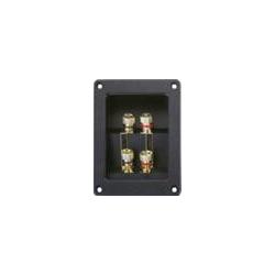 Conector altavoz 4 polos