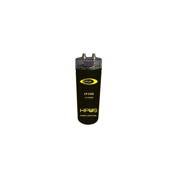 Condensateur 1.5 farad