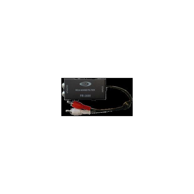 Filtro de señal RCA