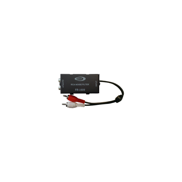 Filtro de sinal RCA