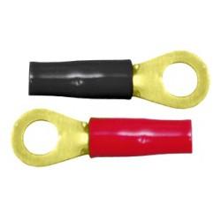 Círculos de 8 mm para cabo de 21 mm (4 unidades)
