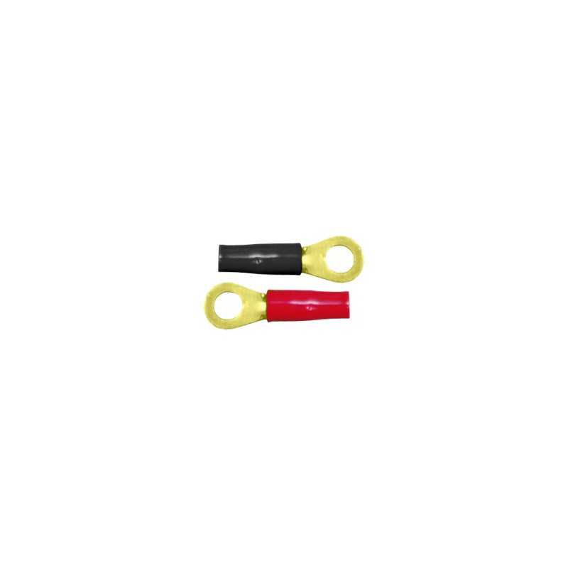 Redondos de 8 mm para cable de 21 mm (4 unidades)
