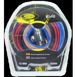 Kit de instalação para amplificador - Tipo 2