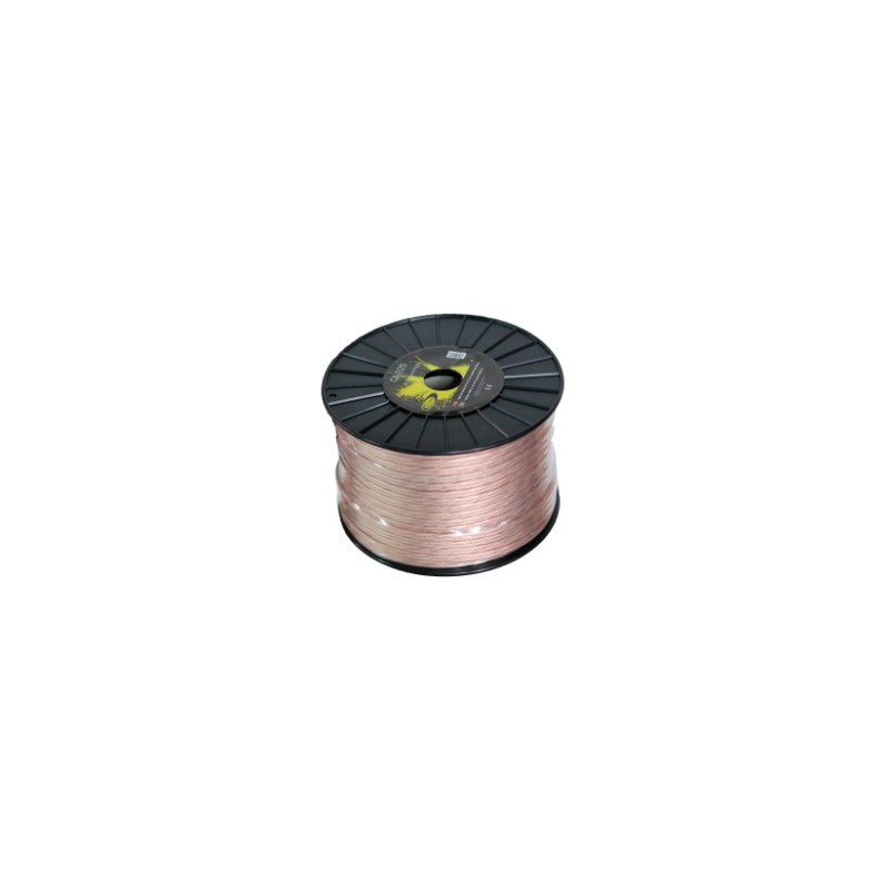 Cable altavoz de 2x1,5 mm. Bobina 100 mts