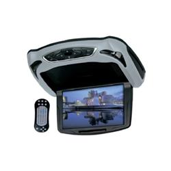 Toit Moniteur de 10,2 pouces avec lecteur DVD/USB/SD/HDMI