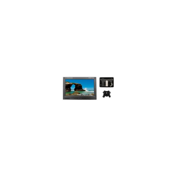 """Monitor 7"""" con 2 ingressi video RCA - Tipo 2"""