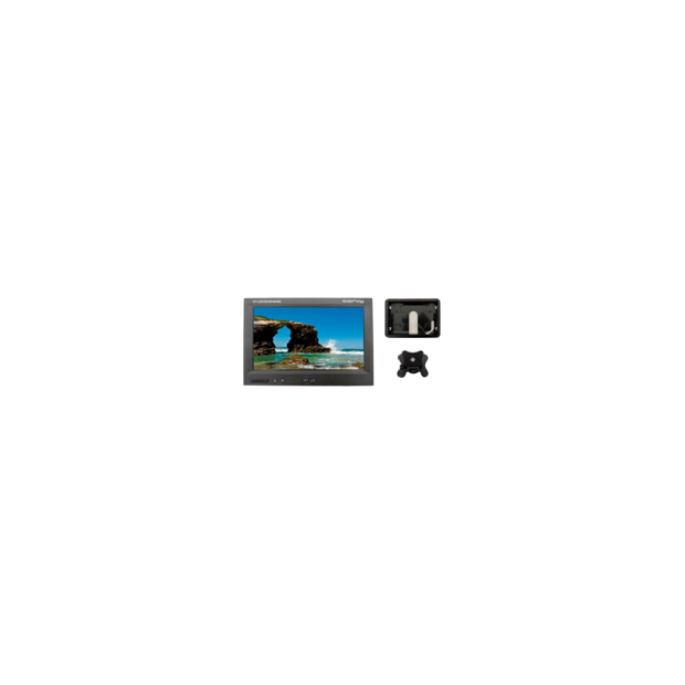 """Monitor de 7"""" con 2 entradas de vídeo por RCA - Tipo 2"""