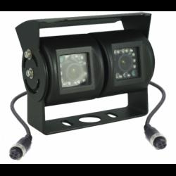 Universale fotocamera posteriore con un connettore impermeabile (4 pin) - Tipo 1