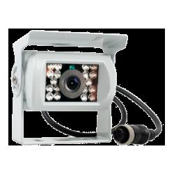 Câmera universal de marcha-atrás com conector à prova de água (4-pin) - Tipo 3