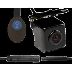 Câmera universal da frente e marcha-atrás alta definição, conector RCA - Tipo 3