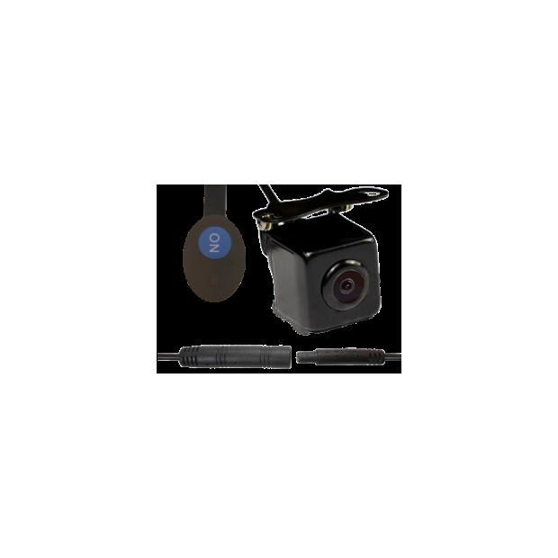 Cámara universal frontal y marcha atrás alta definición, conector RCA - Tipo 3