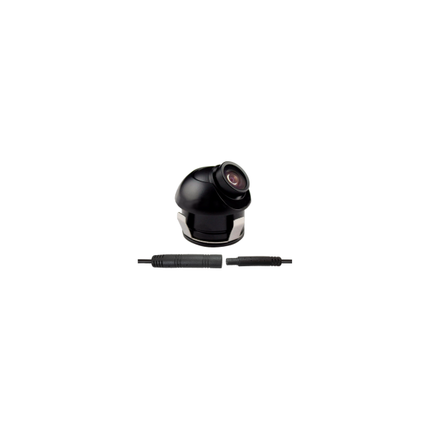 Mini cámara universal de marcha atrás alta definición, conector RCA - Tipo 7