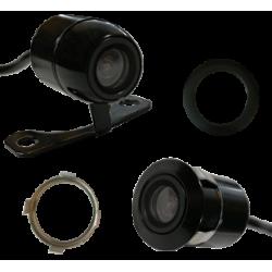 Universelle kamera - rückfahrkamera mit doppel-option, montage, anschluss RCA - Typ 12