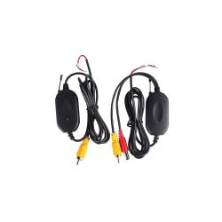 Sender-und empfänger-drahtlose video für pkw