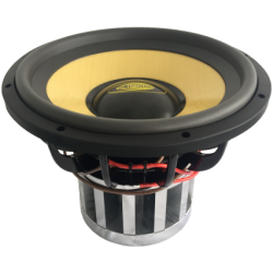 "Subwoofer 15"" specially designed for competition SPL, 2.500 w rms/8.750 w max - Type 1"