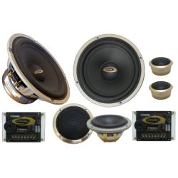 Speaker system 3-way separate HI-END - Type 32