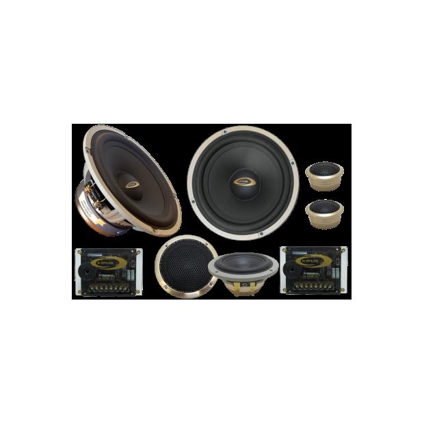 Système de haut-parleurs 3 voies séparées HI-FIN - Type 32