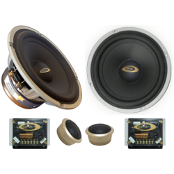 Speaker system 2-way separate HI-END - Type 33