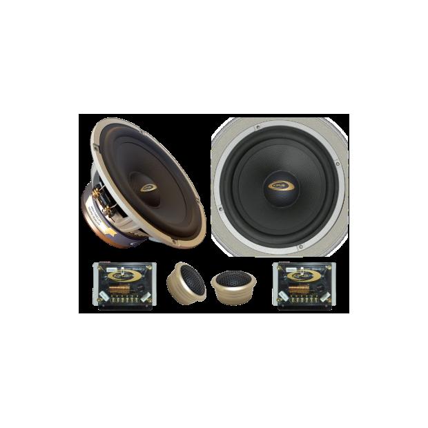 System-lautsprecher 2-wege, getrennte HI-END - Typ 33