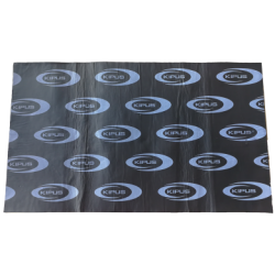 Pack de 5 peças insonorizantes auto-adesivas de 460x800 mm e espessura de 4,5 mm (especial car áudio) - Tipo 3