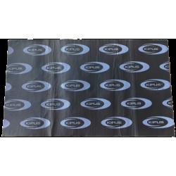 Pack de 5 pièces de l'isolant auto-adhésif 460x800 mm et une épaisseur de 4,5 mm (surtout audio de la voiture) - Type 3
