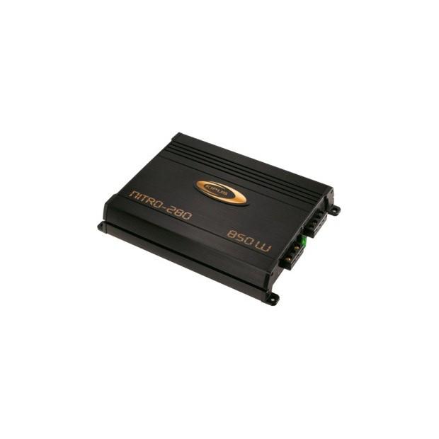 Two-channel amplifier NITRO SERIES - Type 14
