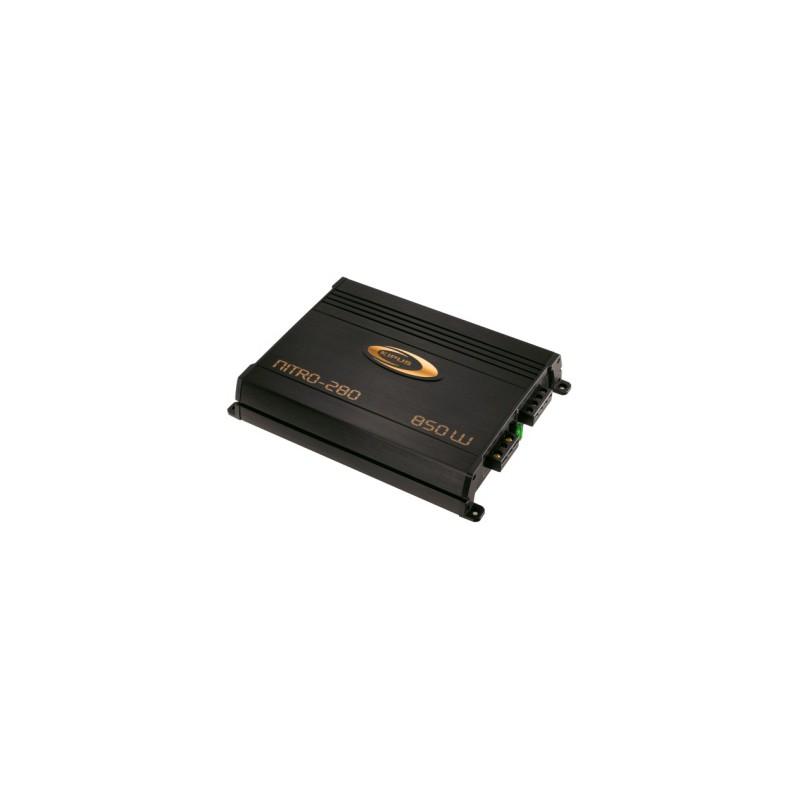 Four-channel amplifier NITRO SERIES - Type 12