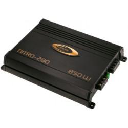 Amplificador de cinco canales, con entrada de subwoofer independiente NITRO SERIES - Tipo 11