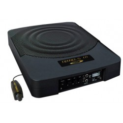 "Subwoofer self-powered 10"" for installation in places of space reduced NITRO SERIES - Type 9"