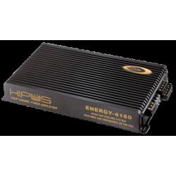 Amplificador de quatro canais com 4 ventiladores ENERGY SERIES - Tipo 7