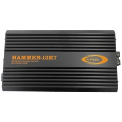 Amplificador monofónico digital full-range HAMMER SERIES - Tipo 4