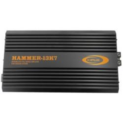 Amplificador monofónica digital full-range HAMMER SÉRIES - Tipo 3