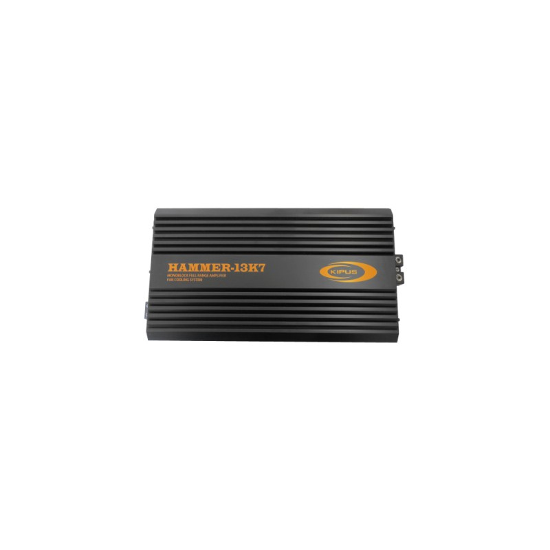 Amplificador monofónico digital full-range HAMMER SERIES - Tipo 3