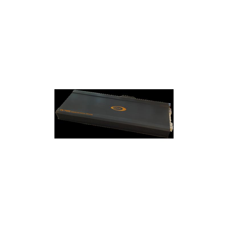 Amplificador monofónica digital led passíveis de ligação FURIOSOS da SÉRIE - Tipo 2